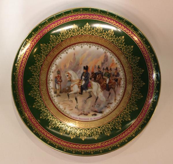 napoleon plate