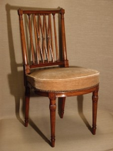 attribution of georges jacob chairs roys antiques