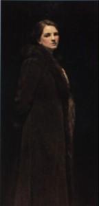 frederick-mccubbin-portrait-of-mrs.-scharf
