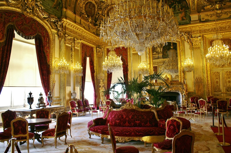 Wooden Curtain Pelmet OLYMPUS DIGITAL CAMERA Napoleon Iii Room