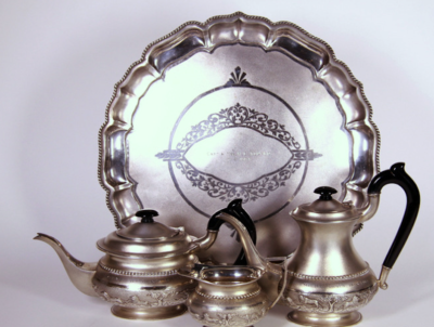 indian teaset