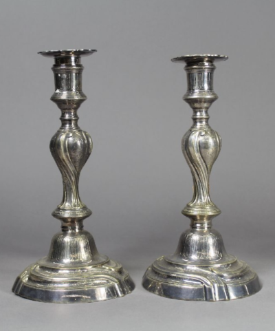Pair Louis XV