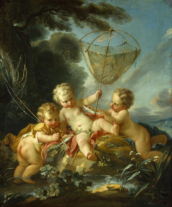 Studio_of_François_Boucher_-_Putti_as_Fisherman_-_Google_Art_Project